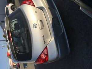 2008 Nissan Versa SL Hatchback