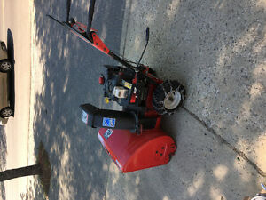 MTD Snowblower for sale