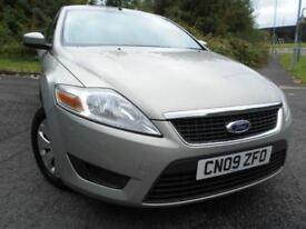 2009 09 FORD MONDEO 2.0 EDGE 5D 145 BHP ** ONLY 2 PREVIOUS OWNERS , YES ONLY 77