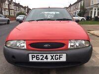 Ford Fiesta 1.2 Engine, Manual, 50k Genuine Mileage, 9 Months MOT, Drives Very Good