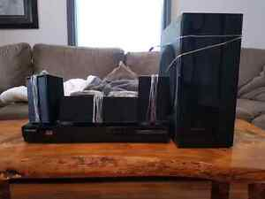 Sony 3D surround system