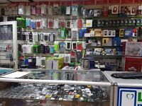 Phone shop for sale