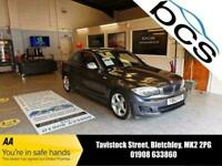 2012 BMW 1 Series 120i EXCLUSIVE EDITION Auto COUPE Petrol Automatic