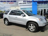 2010 GMC Acadia SLT   Leather, DVD