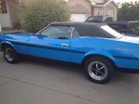 1971 Convertible Mustang