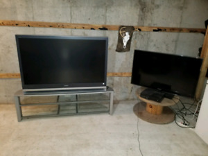 "TV projector Sony 55"" Samsung 46"""