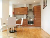 LUXURY 1 bed FLAT IN POPULAR WAREHOUSE CONVERSION - ALDGATE EAST