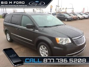 2012 Chrysler Town  Country Touring   - local - trade-in - $133.