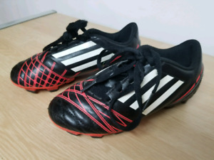 Adidas Kids Soccer Shoes - Size 13