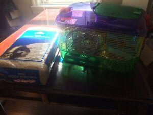 Hamster starter kit!