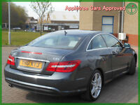2011 (61) Mercedes-Benz E250CDI BlueEfficiency Sport Coupe Edition 125