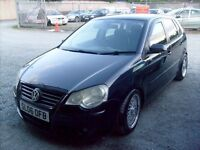 2006 vw polo 1.4 diesel. Very economical