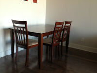 Couch, Dining table, Bed Frame - (MUST BE SOLD BY FRIDAY)