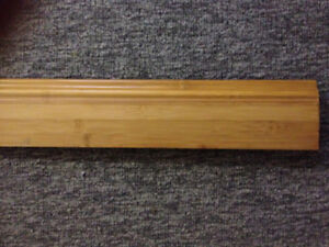 BAMBOO MOLDINGS CLEARANCE SALE