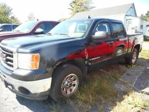 2009 GMC Sierra 1500 tax included Pickup Truck