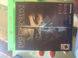 Dishonered 2 (Xbox One)