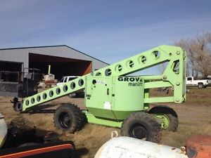 Grove AMZ 66 manlift