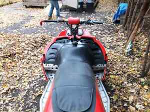 2002 Polaris pro x edge 600 twin very relia le and clean