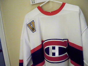 MONTREAL CANADIENS VINTAGE JERSEY CCM SIZE XXL