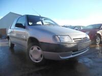 CITROEN SAXO 1.1 PETROL LOW MILAGE 3 DOOR HATCHBACK