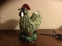 Stain Glass Rooster