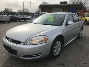 2011 CHEVY IMPALA **Certified & E-tested**