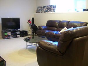 Walkout Basement Suite in Westhills, SW – Available Immediately
