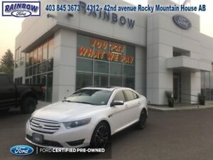 2017 Ford Taurus Limited  - Certified - Sunroof