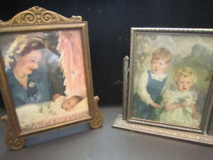 RARE lithograph prints ... A Royal Mother, The Royal Highnesses