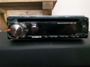 Dual car stereo with remote outta my 03 mazda protege