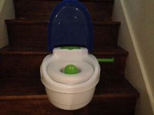 Toilette pour enfants