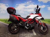 Ducati Multistrada 1200 S Pikes Peak Edition