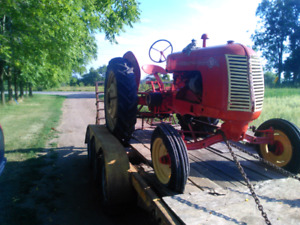 Cockshutt 30 parts tractor for sale