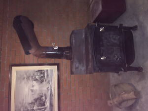 WoodStove & Phoneograph Peterborough Peterborough Area image 1