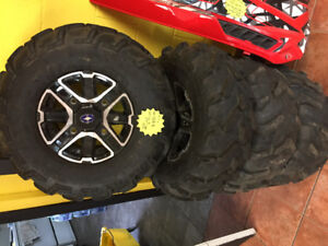 Polaris Quad/ SidexSide Rims & Tires