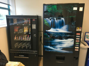 Vending Machines - Business for Sale