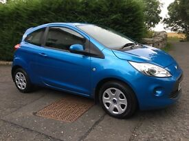 Ford KA 2009 1.2 Style, Not Fiat 500