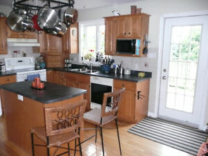For Rent - 3 bedroom top half of house. Snow-clearing included St. John's Newfoundland image 2