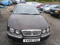 2000 ROVER 75 2.0 V6 Classic SE 4dr A LOVELY COLOUR