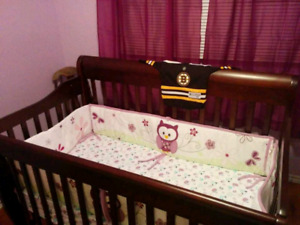 Crib/baby bed