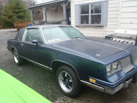 1985 Cutlass Pro-touring project - 350 v8 with 5 spd manual