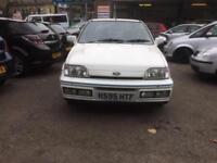 Ford Fiesta XR2I - 1990 - H REG - 11 MONTHS MOT -