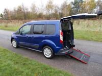 2016 Ford Tourneo Connect 1.5 Tdci WHEELCHAIR ACCESSIBLE DISABLED VEHICLE WAV