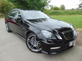 2009 Mercedes Benz E Class 6.2 E63 AMG 7G Tronic 4dr AMG Luxury Drivers Pack...