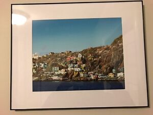 Framed picture of the battery St. John's Newfoundland image 1