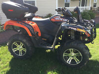 2012 ARCTIC CAT 700 MUD PRO ( WE FINANCE )