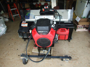 Honda 25hp Snowblower for ATV  or Side by Side