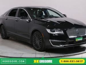 2017 Lincoln MKZ RESERVE AWD NAV CAM RECUL CUIR TOIT BLUETOOTH M