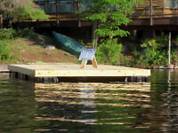 Floating docks