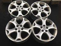 Mags MAZDA 5 17pouces